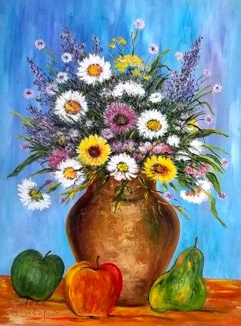 akciós festmények, egyszerű csendélet festmények festmények csendélet gyümölcs csendélet festmények csendélet gyümölcsökkel festmény virág, festmények virágokról, virág csendélet festmények, virág festmények, virágcsendélet, virágok festményeken, olajfestmények